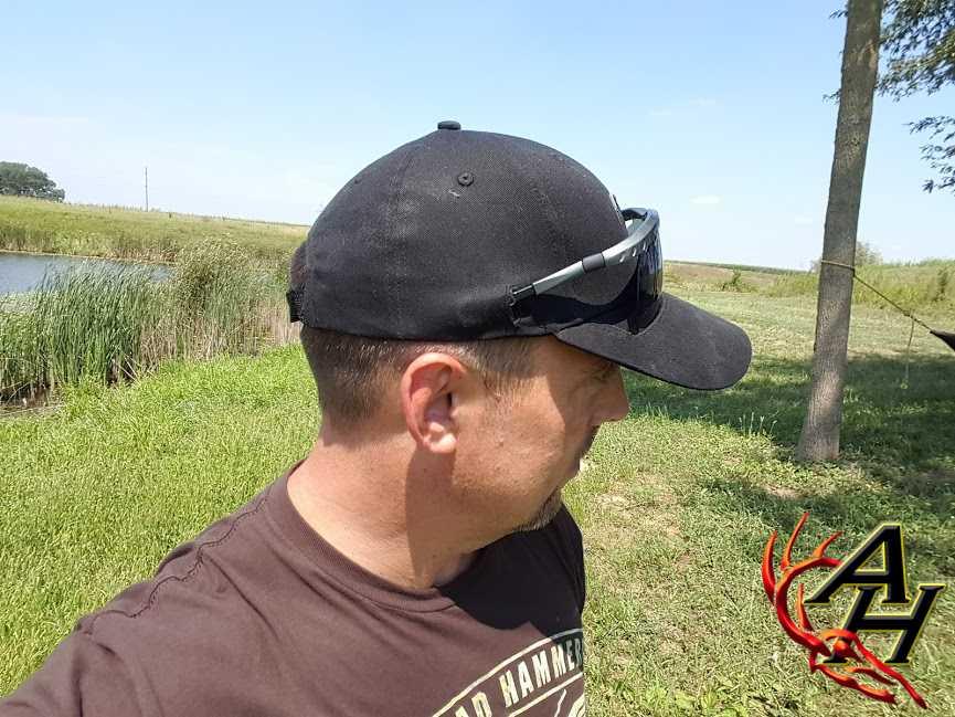 RAYCAPZ Built In Sunglasses Cap Review ~ AverageHunter com