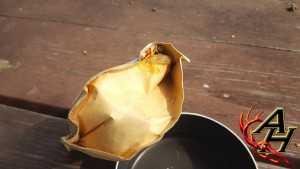 Paleo Meals To Go bag failure