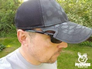 Notch Gear Cap Review Average Hunter Sunglasses 1