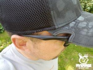 Notch Gear Cap Review Average Hunter Sunglasses 2