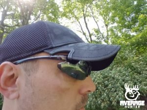 Notch Gear Cap Review Average Hunter Sunglasses 3