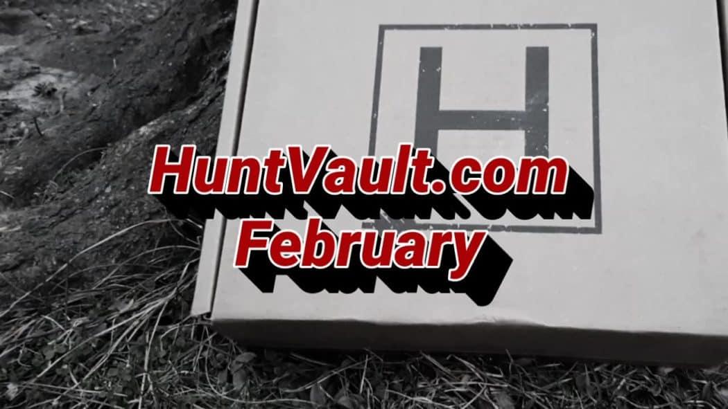 Opening HuntVault February