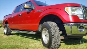 TreadWright tires Warden Review Average Hunter f150 front