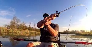 KastKing Phantom Kayak fishing rod review