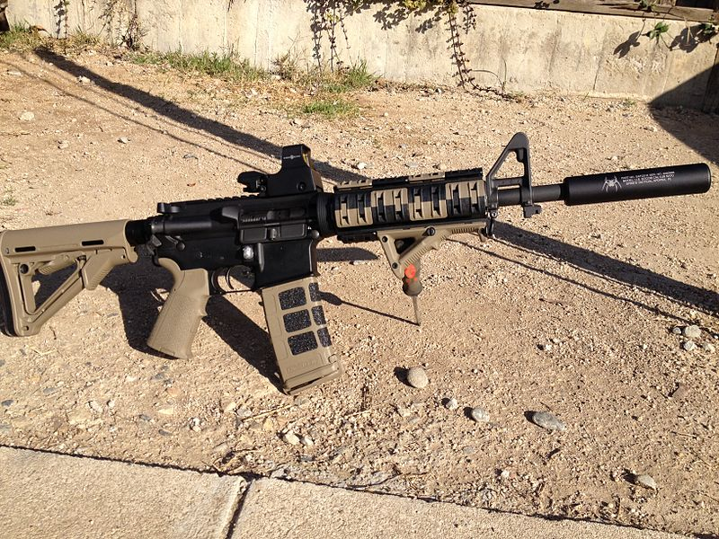 Upgrading Your AR15
