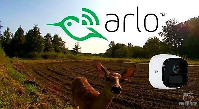 Arlo Go trail camera