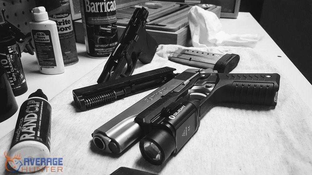 how to clean a gun best gun cleaning kit