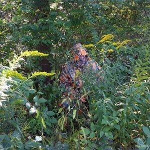 3d leaf ghille suit see3d