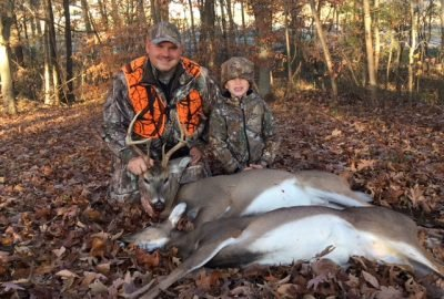 3rd generation deer hunter