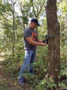 Secret to deer hunting