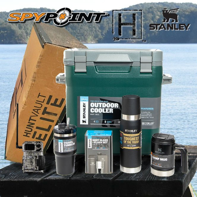 HuntVault Stanley Spypoint Link-micro giveaway