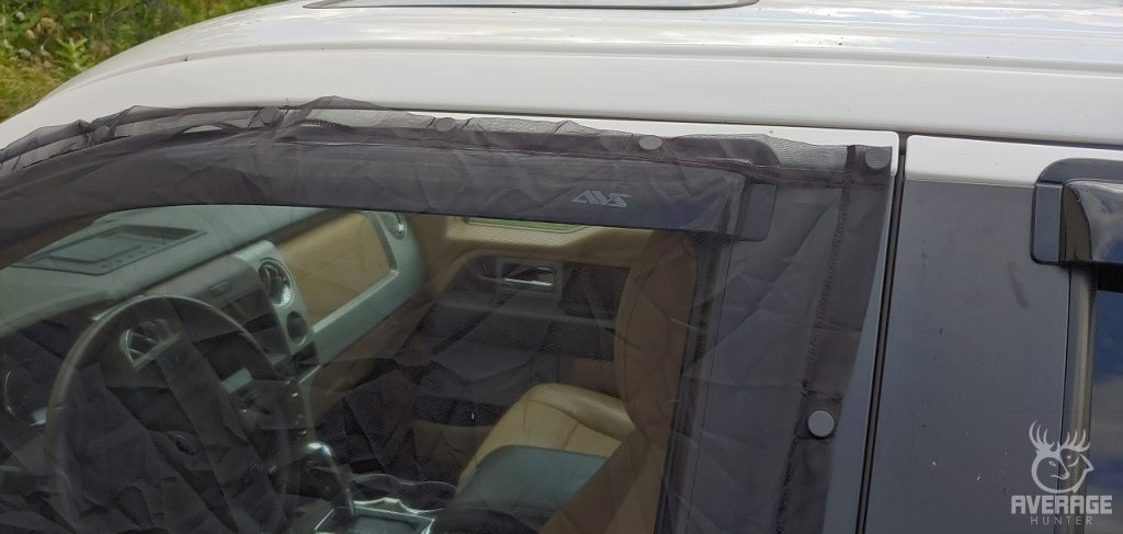 Skeeter Beater Magnetic Vehicle Window Screen Review AverageHunter